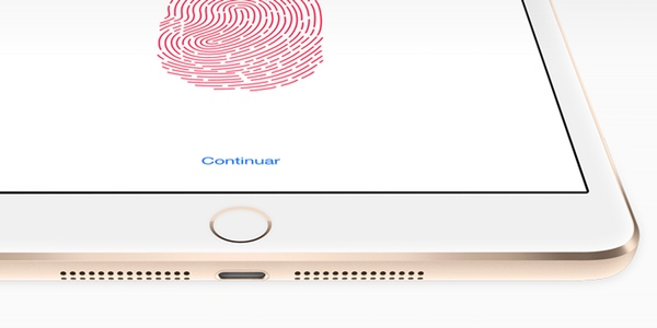 iPad mini 3 Touch ID