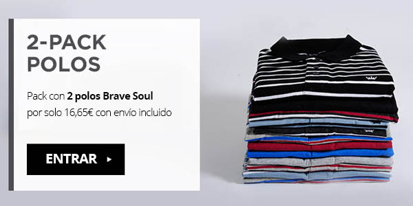 Polos Brave Soul