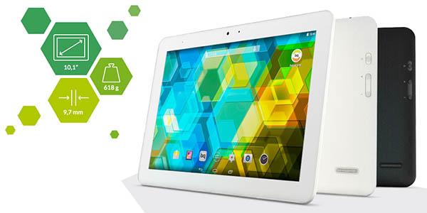 Dimensiones del tablet