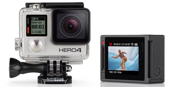 Comprar GoPro Hero 4 Silver Edition adventure