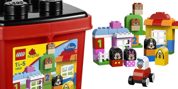 Cubo Disney Mickey y sus amigos LEGO Duplo