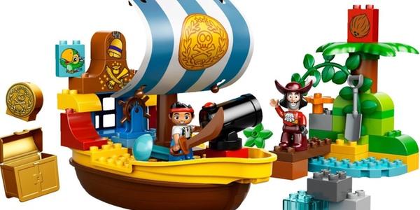 Jake y los piratas LEGO Duplo