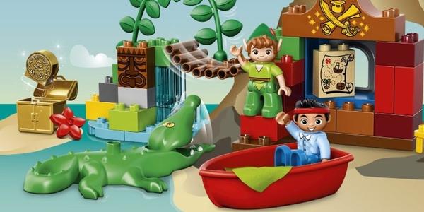 LEGO Duplo Peter Pan