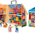 Chollo maletín casa de muñecas Playmobil Dollhouse barato en Amazon