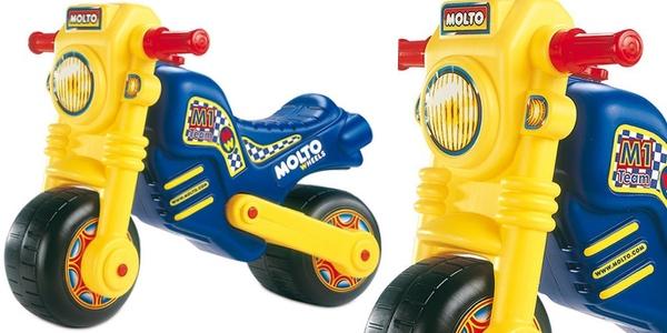 oferta moto infantil Molto