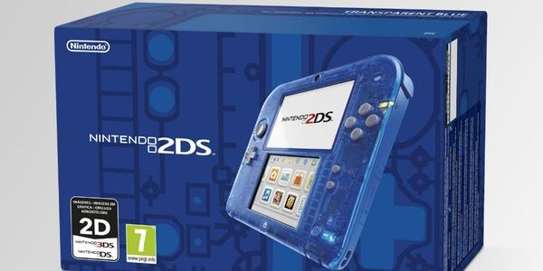 Oferta Nintendo 2DS al mejor precio