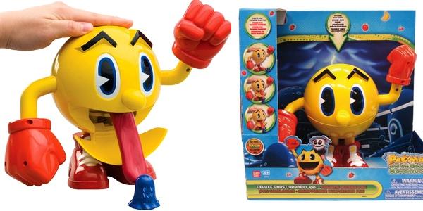Pac-Man Súper Glotón Bandai