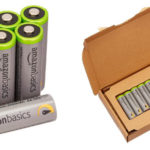 Pilas recargables AA Amazonbasics de 2400 mAh al mejor precio en Amazon