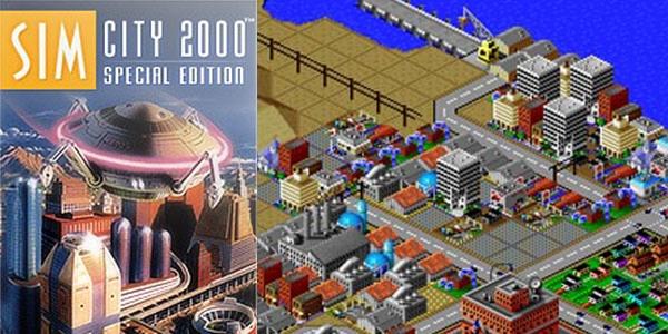 Descargar Sim City 2000