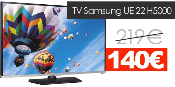 TV Samsung UE22H5000