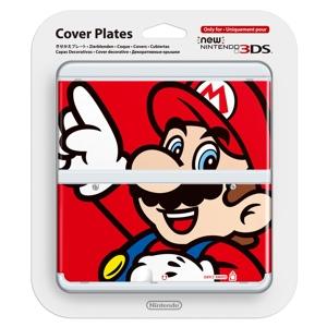 Carátula Mario para New Nintendo 3DS