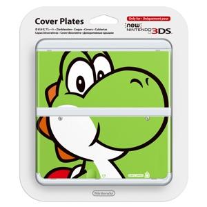 Carátula Yoshi para New Nintendo 3DS