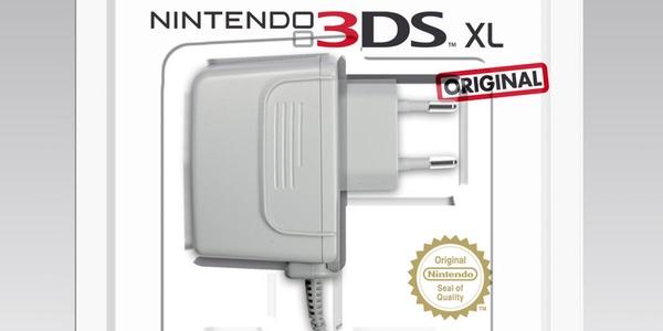 Oferta cargador Nintendo 3DS XL