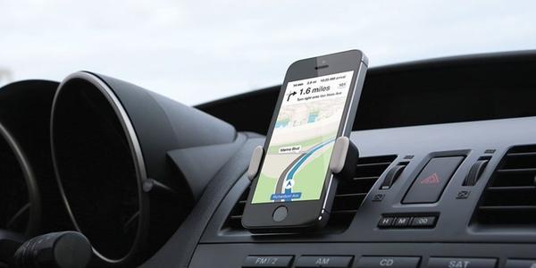 Kenu Airframe soporte de coche para smartphone