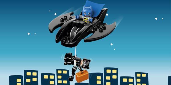 Aventuras batcueva de LEGO Duplo