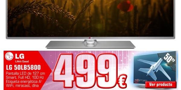 Oferta LG 50LB5800