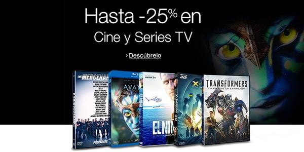 rebajas Blu-ray 2015