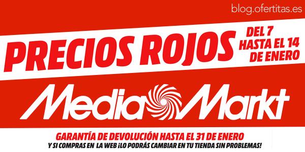 rebajas Media Markt 2015