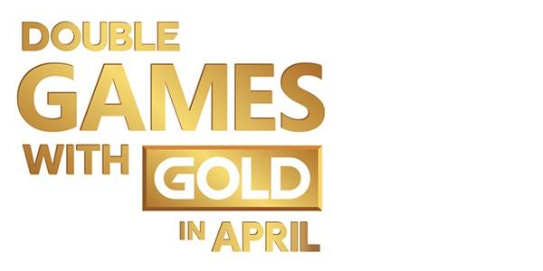 el doble de juegos con gold en abril 2015