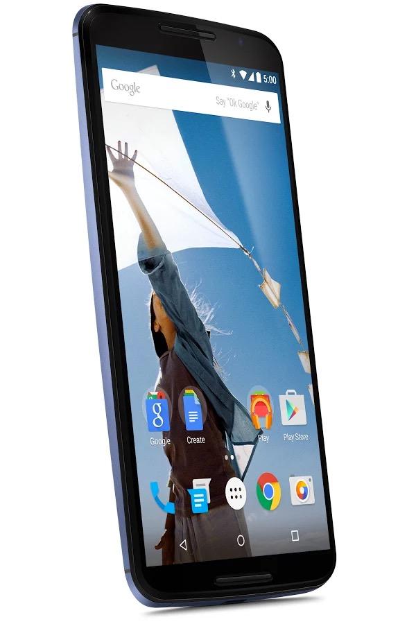 Nexus 6 al mejor precio