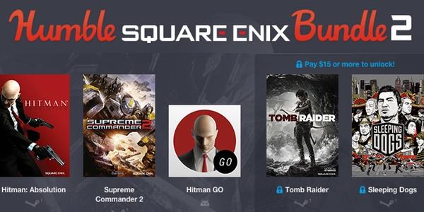 Humble Square Enix Bundle 2