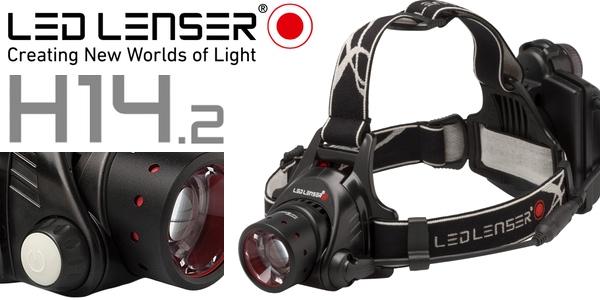 Frontal Led Lenser H14.2