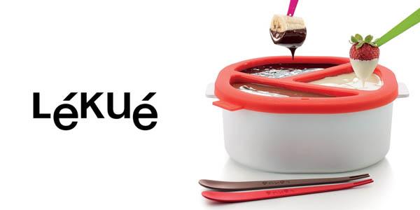 Lekue fondue para microondas