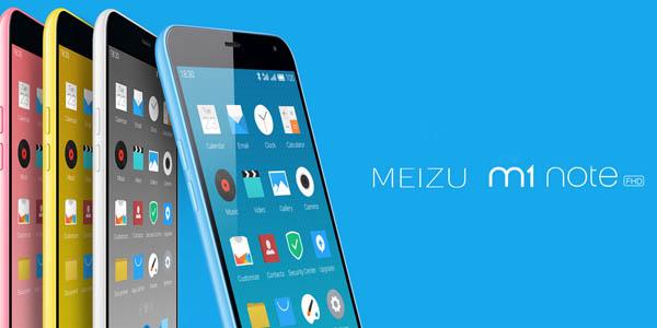 Meizu m1 Note 4g barato