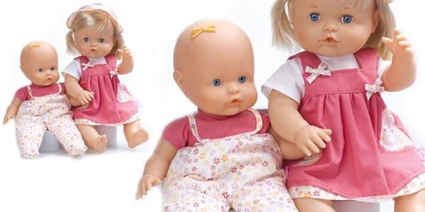 chollo muñecos Nenuco