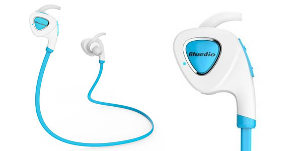Oferta auriculares inalámbricos Bluedio Q5