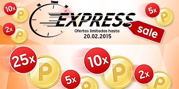 Rakuten Express Ofertas