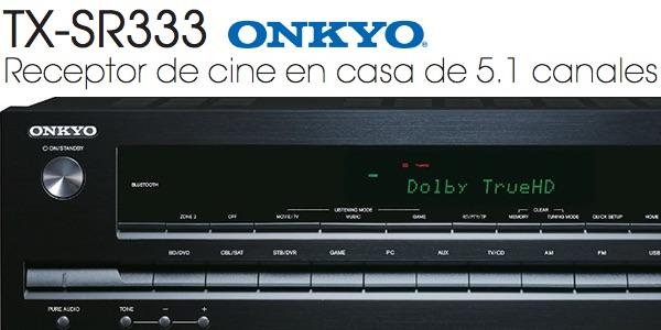 Onkyo TX-SR333