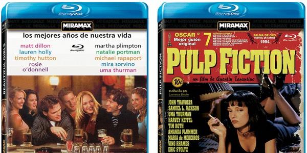 Packs Blu-ray baratos