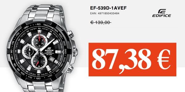 Casio edifice EF-539D-1AV
