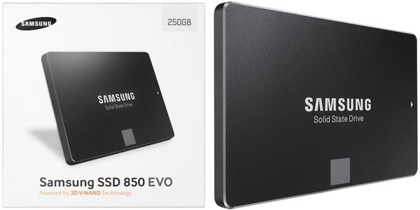 Samsung 850 Evo Series 250GB
