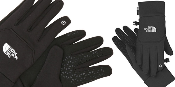 Guantes táctiles The North Face Etip