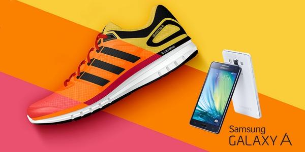 Zapatillas Adidas de regalo con Samsung