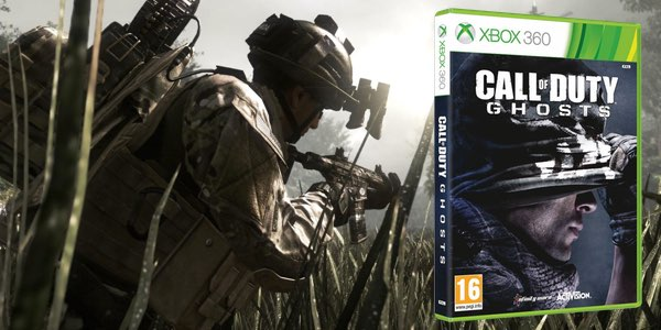 Call of Duty Ghosts barato