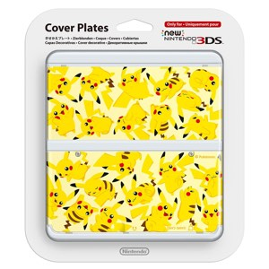 Cubierta Pikachupara New Nintendo 3DS