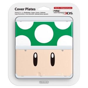 Cubierta Toad verdepara New Nintendo 3DS