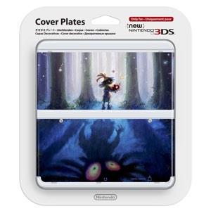 Cubierta Zelda Skullkidpara New Nintendo 3DS