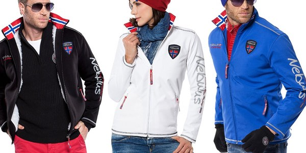 chaqueta esquí barata Nebulus