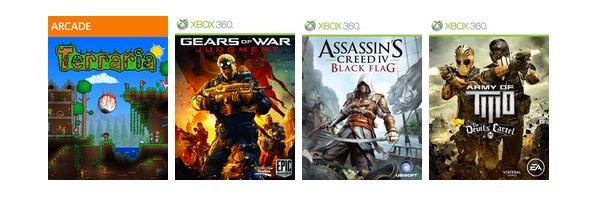 juegos gratis Xbox 360 abril 2015