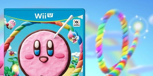 Kirby y el pincel arcoiris barato