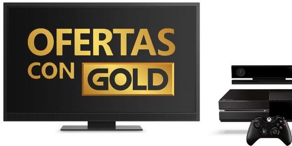 Ofertas con Gold Xbox One