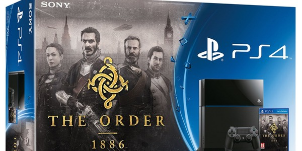 Pack PS4 The Order oferta