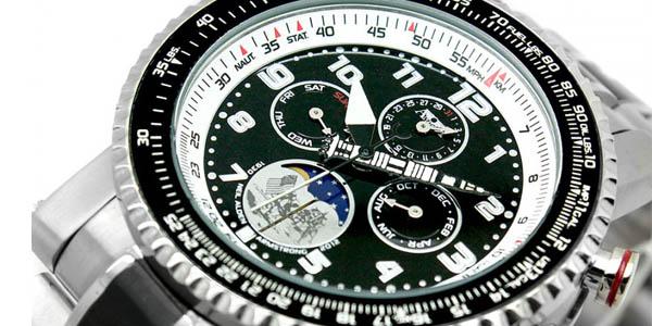 Reloj Aviador Neil Armstrong