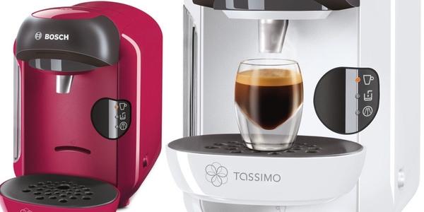 Cafetera Tassimo barata