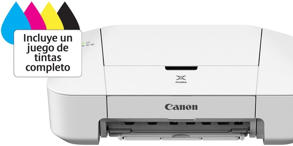 Características Canon PIXMA iP2850