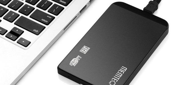 Caja disco duro externo 2.5